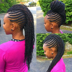 21 Natural Hairstyle Ideas for Teens and Tweens - Natural Hair Kids