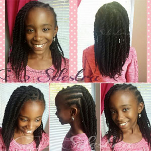 hairstyles for teens braided twists 2