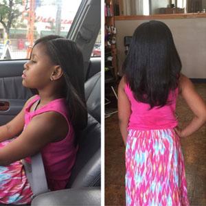 hairstyles for teens press n curl