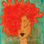 christoff davis natural hair holiday gift