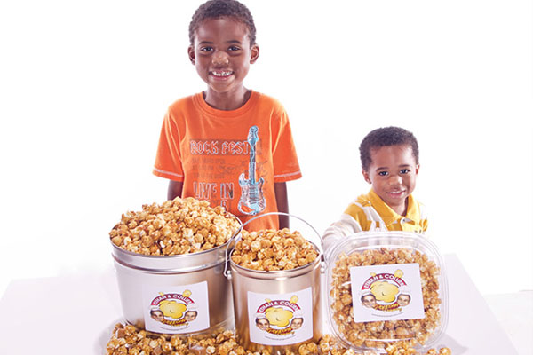 Ethan and Collier Popcorn Company