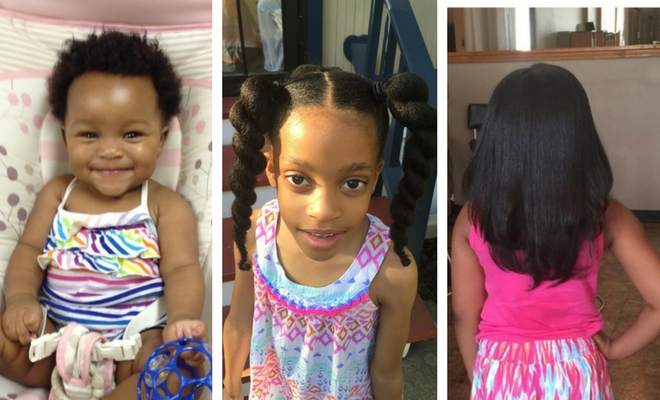 How To Make Your Childs Hair Grow Faster Natural Hair Kids