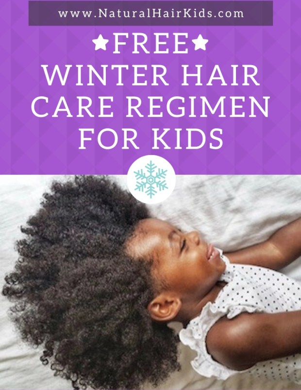 Natural Hair Care For Kids Downloadable E Books Natural Hair Kids