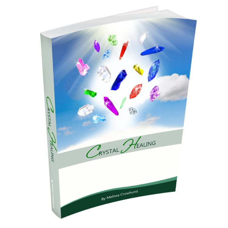 This crystal healing book will assist in enhancing your Reiki skills to help others heal!