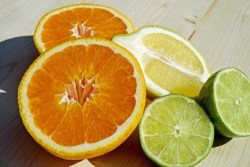 Best foods for cold and flu: Image of lime, lemon, and an orange.