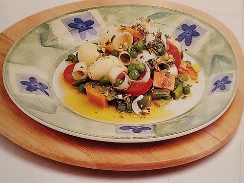 spring salad dressing