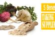 5 benefits of taking Maca Supplements