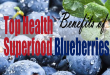 Top Health Benefits of Superfood Blueberries