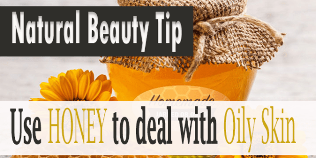 Natural-Beauty-tip-use-Honey-to-deal-with-Oily-Skin