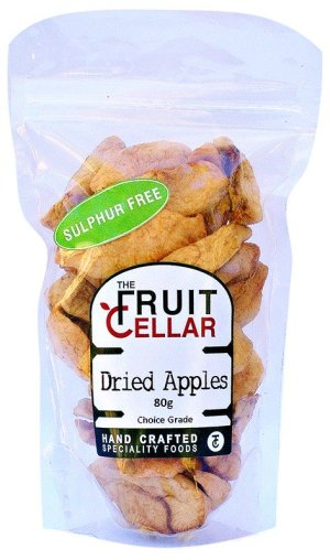 The Fruit Cellar Sulphur Free Dried Apples
