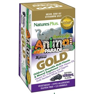 Animal Parade Gold Chewable Multi Grape Flavour
