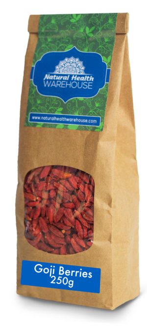 Natural Health Goji Berries