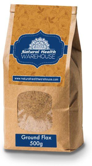 Natural Health Ground Flax