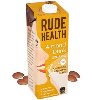 Rude Health Organic Almond Drink