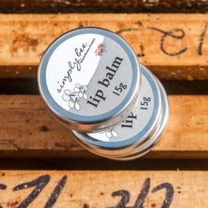 Simply Bee Lip Balm Tin