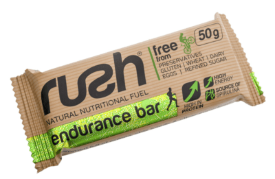 Rush Nutrition Endurance Bar