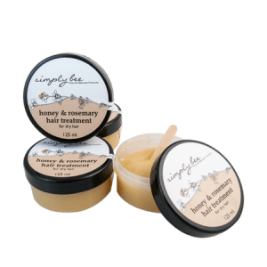 Simply Bee Honey Hair Treatment