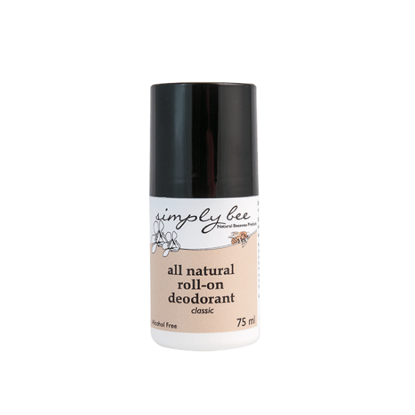 Simply Bee All Natural Roll-on Deodorant