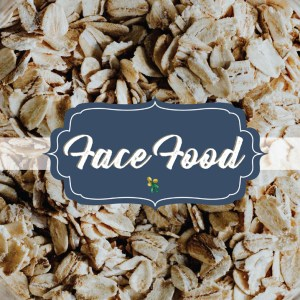Face Food: Oats