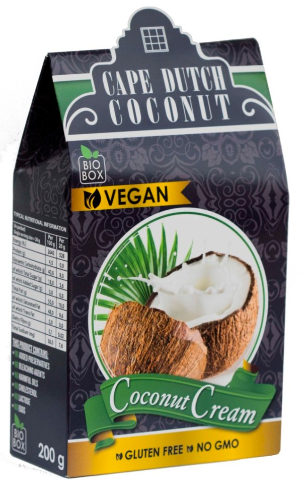 Cape Dutch Coconut Cream Powder (Vegan)