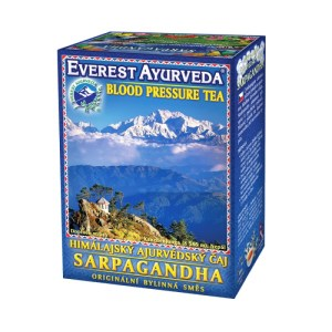 SARPAGANDHA High Blood Pressure Ayurveda Tea