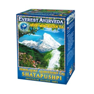 SHATAPUSHPI Absent Menstruation Ayurveda Tea