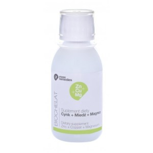 Biochelat Dietetary Supplement Zn-Cu-Mg 150 ml