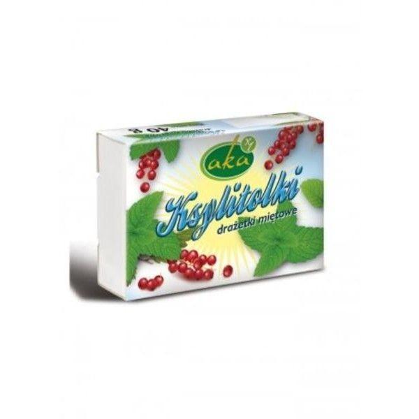Ksylitolki mint candies 40g