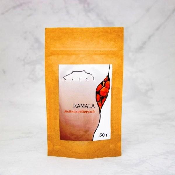 Kamala (Mallotus philippensis) Powder 50g, Nanga