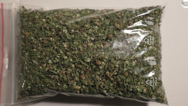 CBD Hemp Tea , Sativa Hemp 100 grams