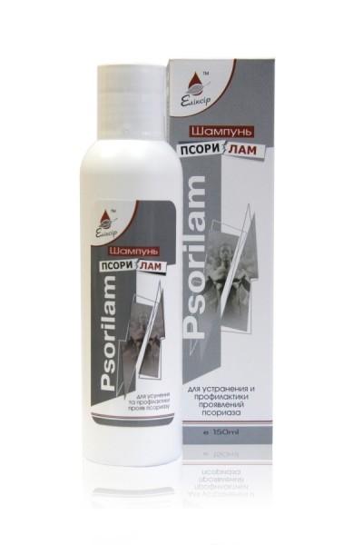 Psorilam - Psoriasis Shampoo 150ml