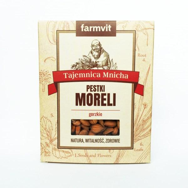 Apricot bitter kernels 200 g FARMVIT