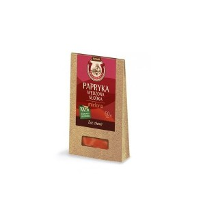 Sweet Smoked Pepper Ground 60g