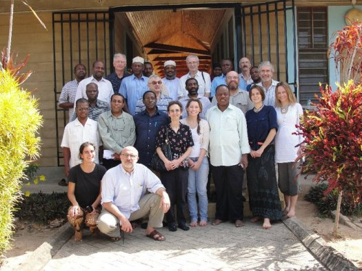 Collaboration is key - Zanzibar Elimination of Schistosomiasis Transmission (ZEST) programme key players: the Zanzibar Ministry of Health, Public Health Laboratories Pemba, the World Health Organization, SCI, SCORE, Swiss TPH, NHM and others
