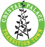 The Crystal Palace Transition Town logo