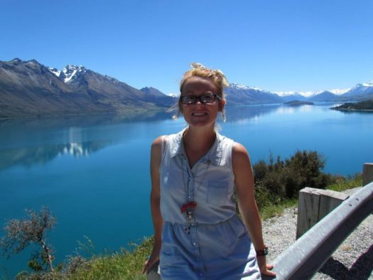 ID Trainer for the Future Chloe Rose, whose background is in ecology and biogeography