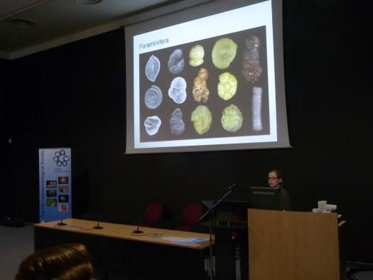 Lyndsey Fox conference presentation