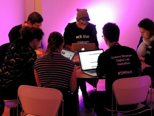 Science Museum data hack 2017 Copyright Andrew Lewis Rosemary Beetle