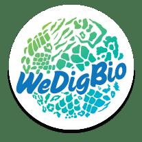 WeDigBio logo