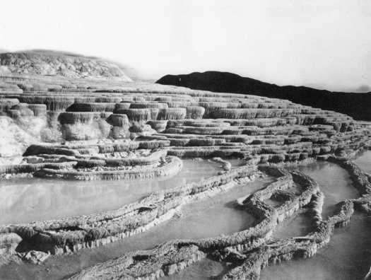 nlnzimage_The White Terraces, Rotomahana