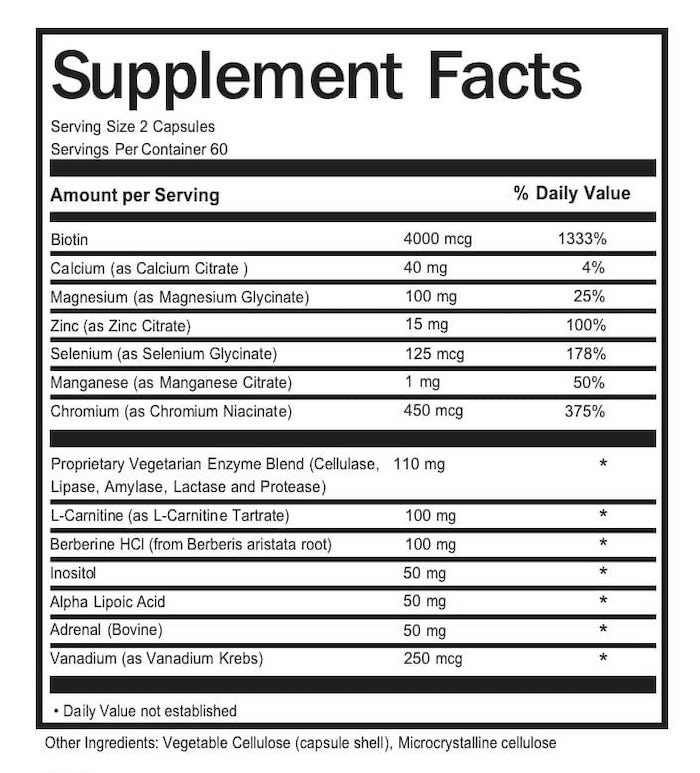Natural Hormone Solution InsulX
