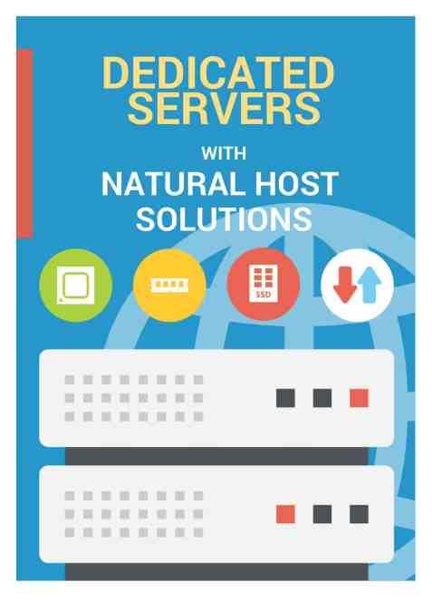 dedicated server catalog image