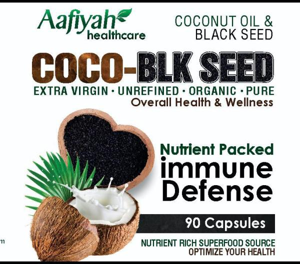 COCO-BLK SEED