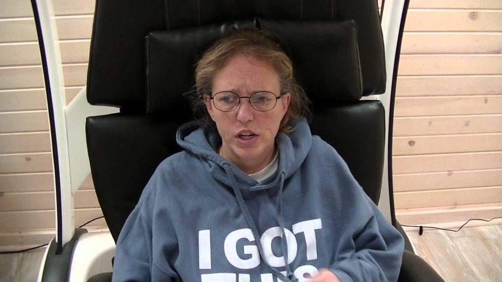 Jane - Veteran with PTS and Brain Injury 5