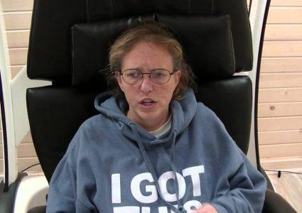 Jane - Veteran with PTS and Brain Injury 2