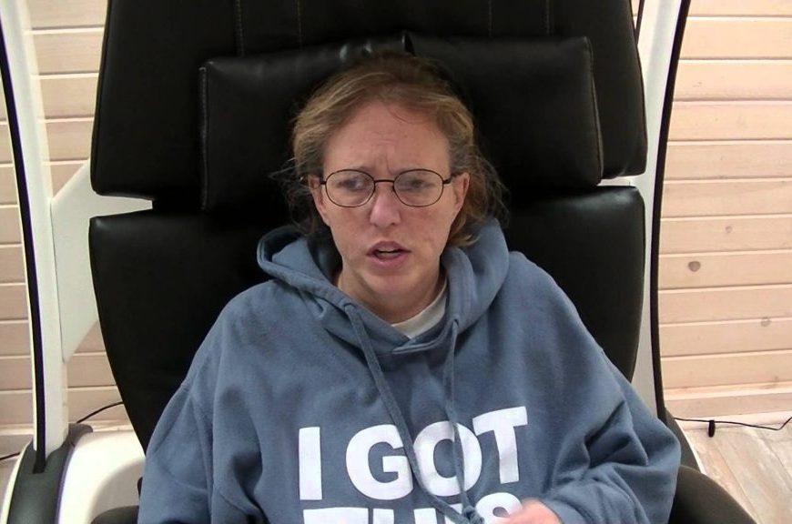 Jane - Veteran with PTS and Brain Injury 1