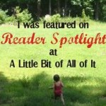 Reader Spotlight: Jenni