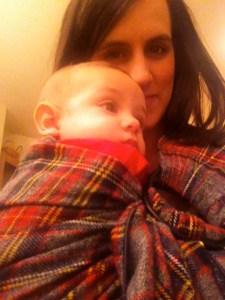 Baby Ette - Jude, 4 months old