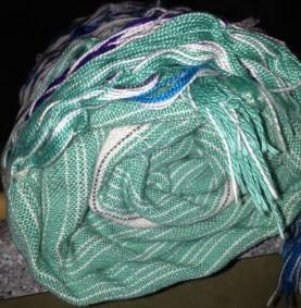Ruck Star Handwoven Wrap: A Little Bit of All of It