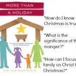 Christmas Christian Devotional